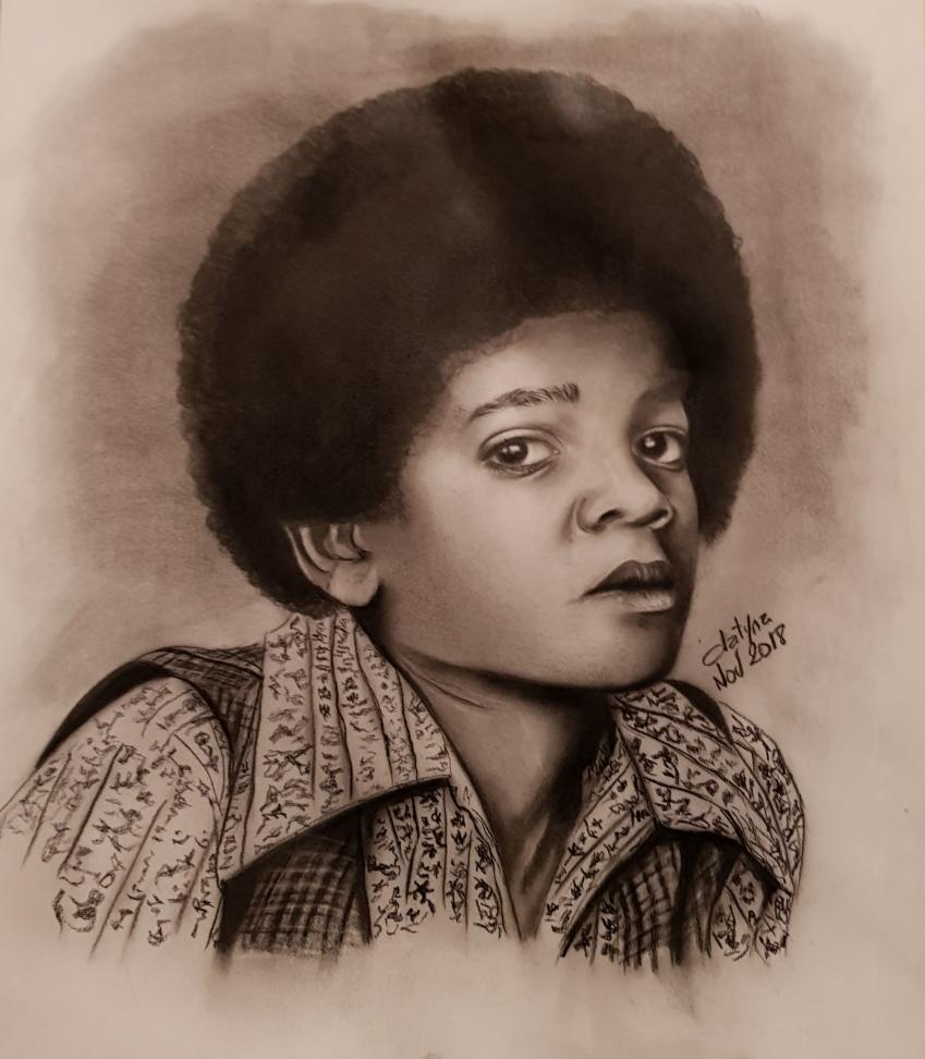 Michael Jackson by clatyna